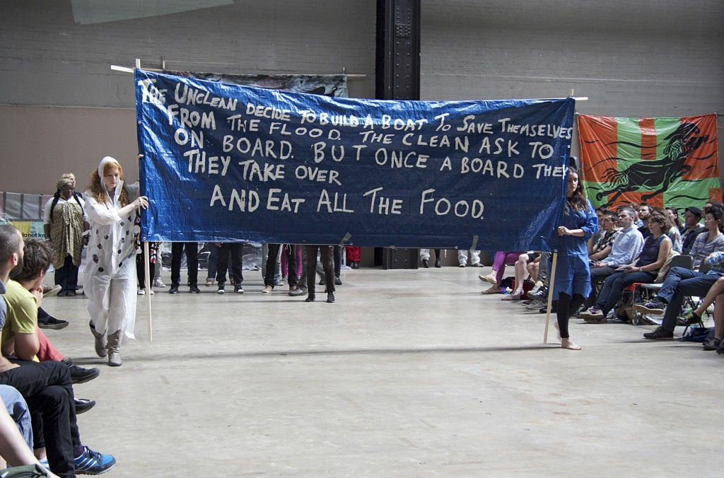 The World is Flooding, Tate Modern, 2014