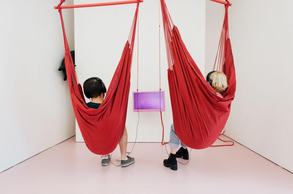 hammocks back