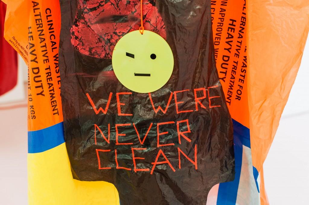 we werew never